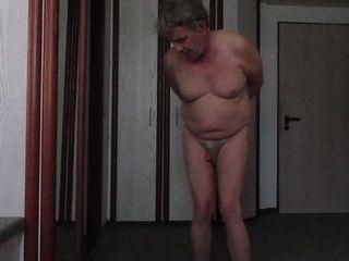 Large and nasty mega-bitch unveiled