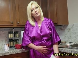 Ms Paris and Her Taboo Tales mom s soles