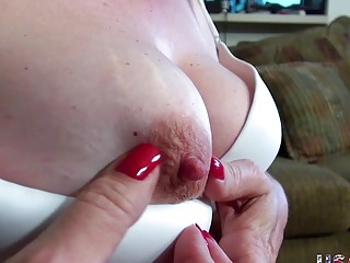 USAwives queasy Granny Pusssy Fucked in the air lovemaking knick-knack