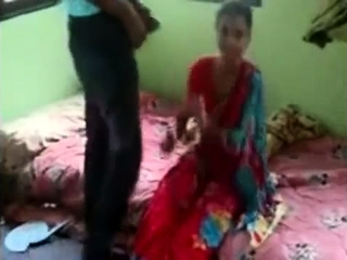 Indian Desi lady shag With ample meatpipe Desi stud