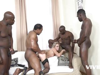 Mother earth Gangbang 8