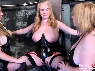 FrenzyBDSM 3 brit Matures in the dungeon space