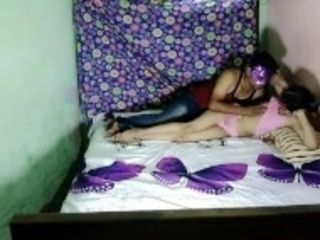 """Indian sweetheart total Bihar Married Bhabhi rigid smashing With Her Devar"""