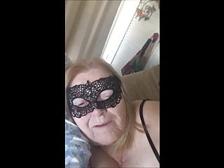 Huge-titted grannie gets buttfucked by a youthfull well dangled neighbor.