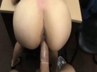Mammary cum-shot and reality cougar allurement romped in her favorite pair of high-heeled shoes!