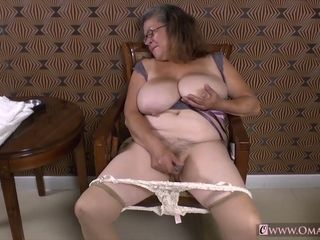 OmaGeiL Compilation of Mature getting off