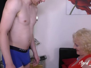AgedLovE Claire Knight and Chris Cobalt xxx