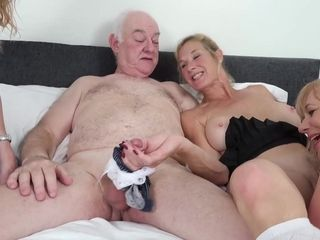 Ravaging grandmas - mature