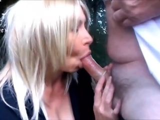Mature escort roadside trick
