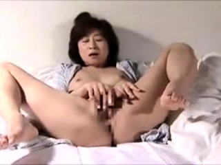 Chinese unshaved puss frolicking