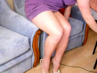 Steaming gams and calves