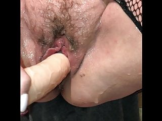 Faux-cock in mother