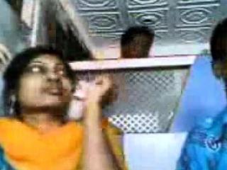 Indian Desi MILF Fucks plus Sucks broad in the beam blanched detect
