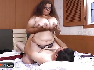 AgedLovE chunky chest Matures Hardcore Compilation