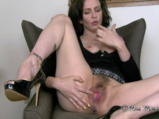 What step-mother Would Do if It Wasn't Taboo - Mrs Mischief taboo cougar point of view