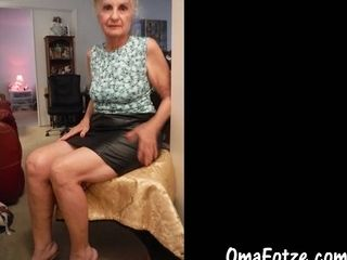 OmaFotzE unsocial of age together with Granny Compilation