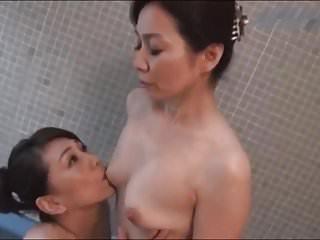 Aziatisch,bad,Japans,publiek,