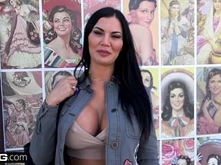 Jasmine Jae wants to practice yankee fuck-stick