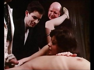 Old-school 70's French pornography with daddies 2