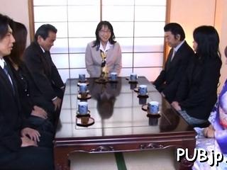 Slim oriental damsel Kirara Asuka worships oral jobs a bunch