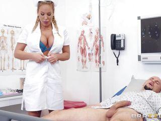 This Kind Nurse Will inhale My spear