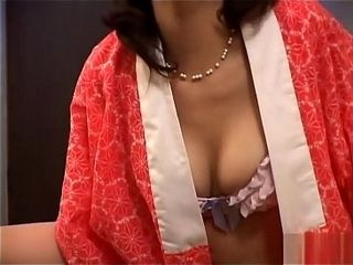 Asian Mature aunt-in-law and dude wish