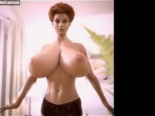 Bimbolization bosom opine GIF
