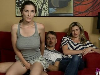 Huge-titted Step-Daughter hookup