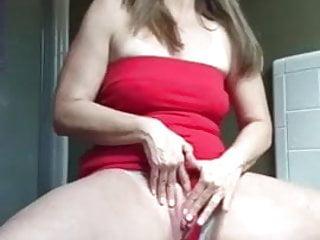 Fat labia masturbating MILF