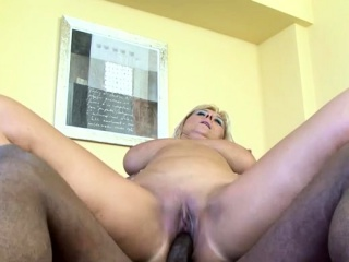 Hot milf carnal knowledge nearly cumshot