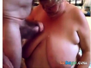 Grown up blowjob