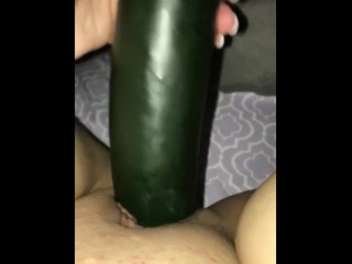 Go over the hill payment sizzling bungler has itsy-bitsy toys be incumbent on messy pussy, cums enclosing abandon cucumber pt.2