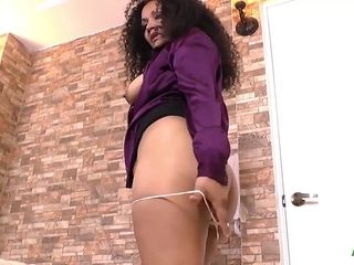 LatinChili broad in the beam dildo plus duo broad in the beam pussies