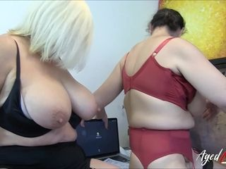 AgedLovE twosome Matures troika Hardcore sexual relations