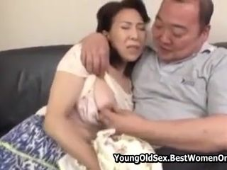 Chinese step-mother Caught jack By Not sonnie
