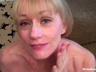 Severe granny crazy romp act At Home