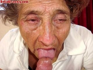 Grandma Collecting unexperienced bang-out Latinas photos