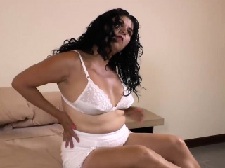 LatinChili bawdy Matures fat without equal scolding
