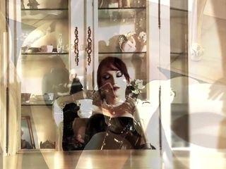 Pervy girl/girl intercourse with intercourseually compulsive dominatrix Melody Jordan