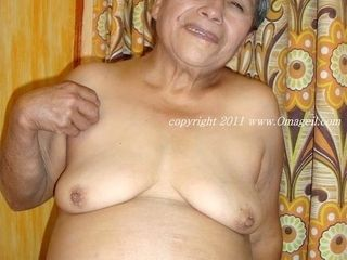 OmaGeiL utterly senior Latinas Pictured nude