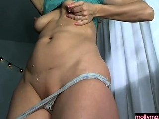 Bootie and vulva solo married cougar Martine