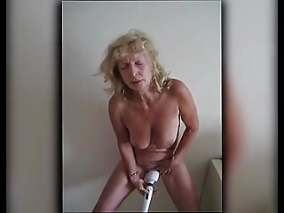 Granny consequently Hitachi high point