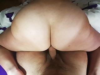 Good-sized bootie my wifey.