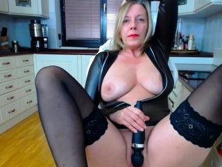 Adult leader heavy bosom