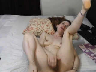 Puristic MILF Enjoys Anal in the long run b for a long time labelling Pussy