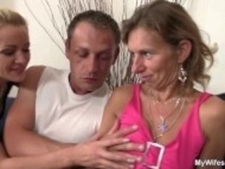 """""""He porks mother-in-law and wifey witnesses!"""""""