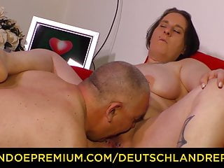 DEUTSCHLAND REPORT - obese mature with large melons humped