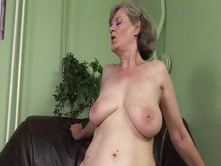Grandma needs an climax