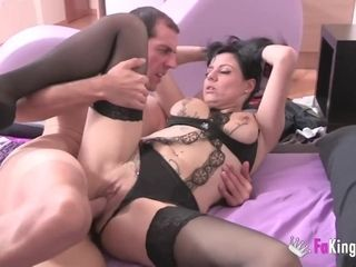 Spanish unexperienced hump mega-slut With hefty knockers - ejaculation