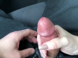 Point of view Public hj cougar drains rigid shaft Until It gushes